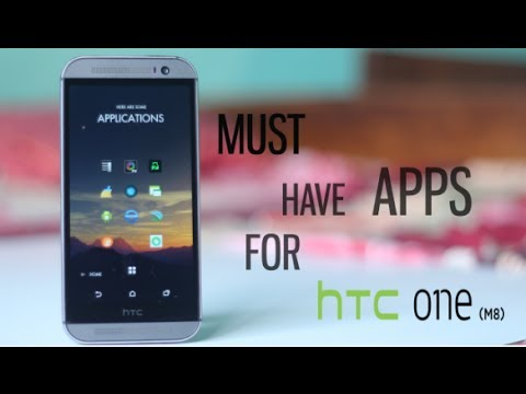 10 Best Must Have Apps for HTC One M8