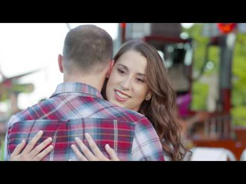 Dan Manning Photography - Behind the Scenes of an Engagement Shoot