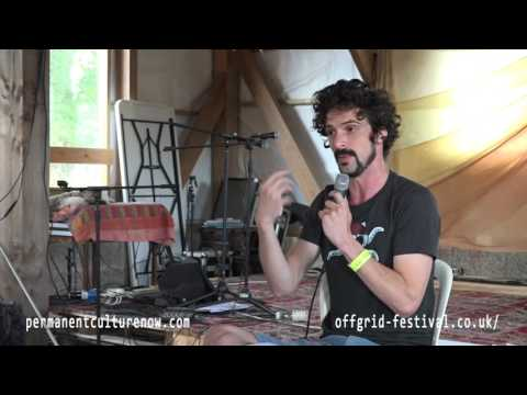 How the money system works and alternative finance- Brett Scott - Off Grid Festival 2016