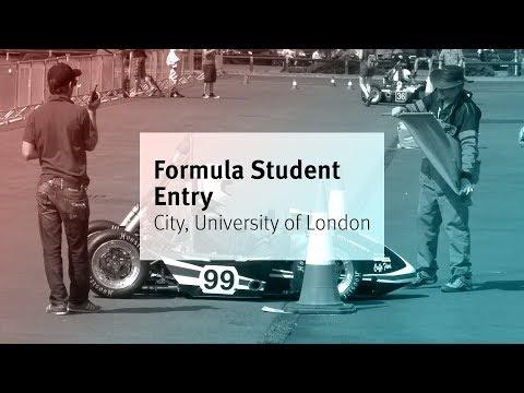 City University London Formula Student Entry