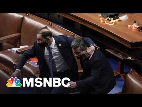 House Set To Vote On Forming Of Capitol Riot Commission   MSNBC