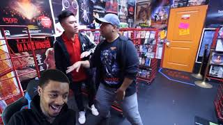 Reacting To GHETTO VIDEO STORE!