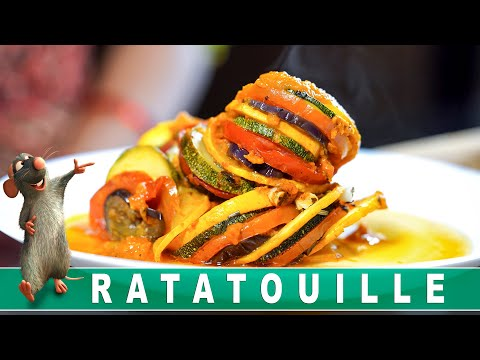 Ratatouille |ratatouille recipe | Ratatouille the delicious French food | by Amruta