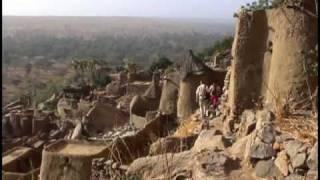 Les villages Dogons de la falaise de Bandiagara (Mali)