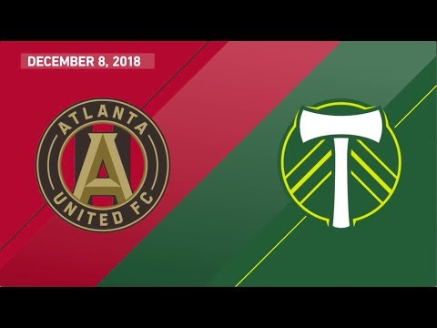 HIGHLIGHTS: Atlanta United vs Portland Timbers | December 8, 2018