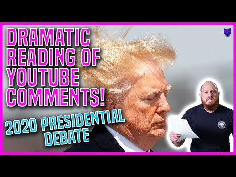 TRUMP IS NOT A GENTLEMAN | A Dramatic Reading by YouTube Comment Theater