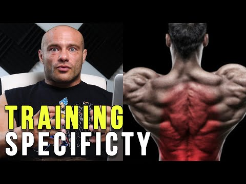 Training Principles Lecture 2 -Specificity with Dr. Mike