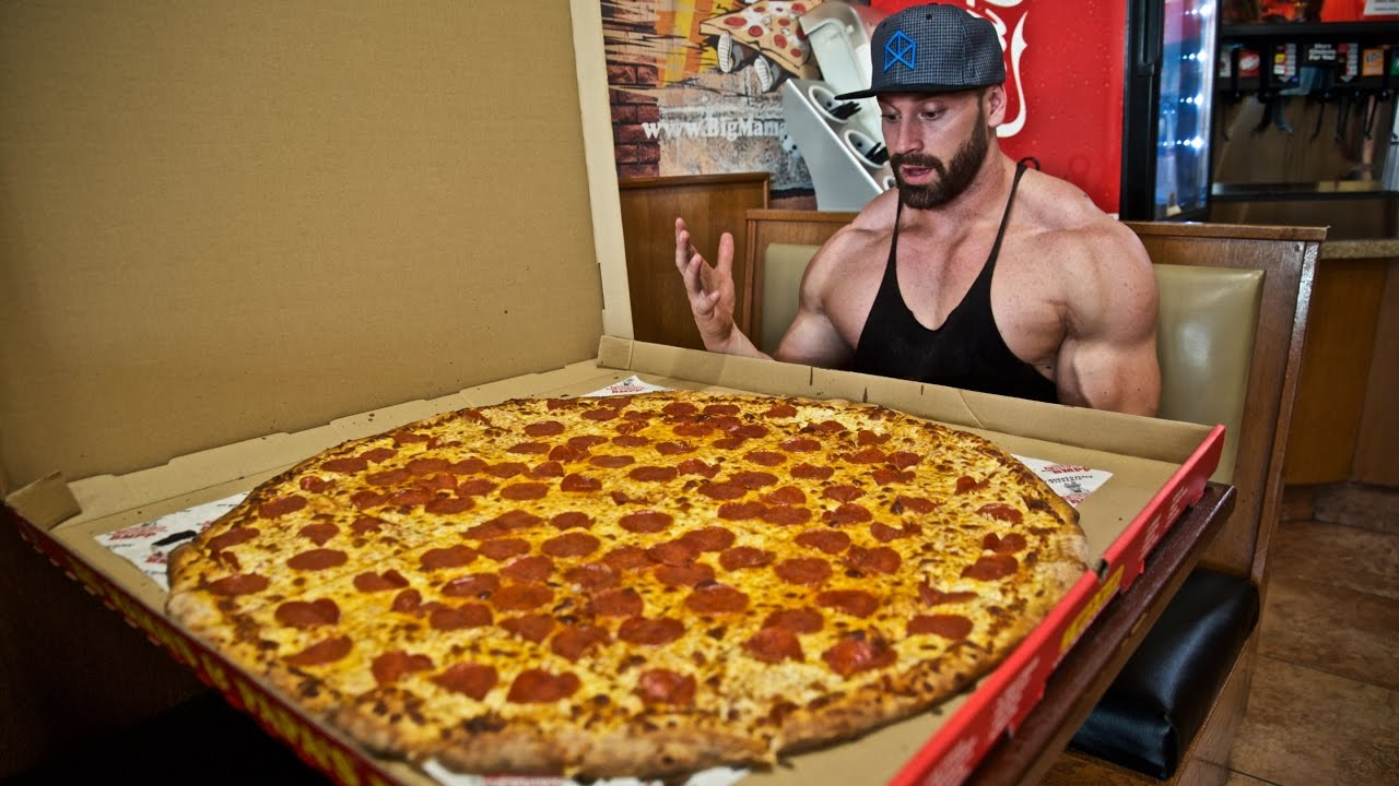 I Ate The Worlds Biggest Pizza Youtube See more of frases do steve pizza on facebook. i ate the worlds biggest pizza