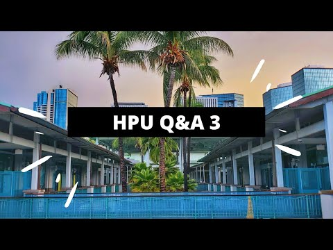 Q&A #3 2020 | Hawaii Pacific University