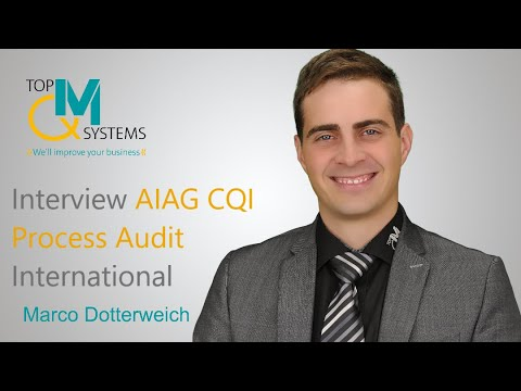 AIAG CQI-Audits and Auditor training   Quality management