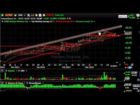 IQNT, LIVE, MXWL, PEIX - Stock Charts - Harry Boxer, TheTechTrader.com