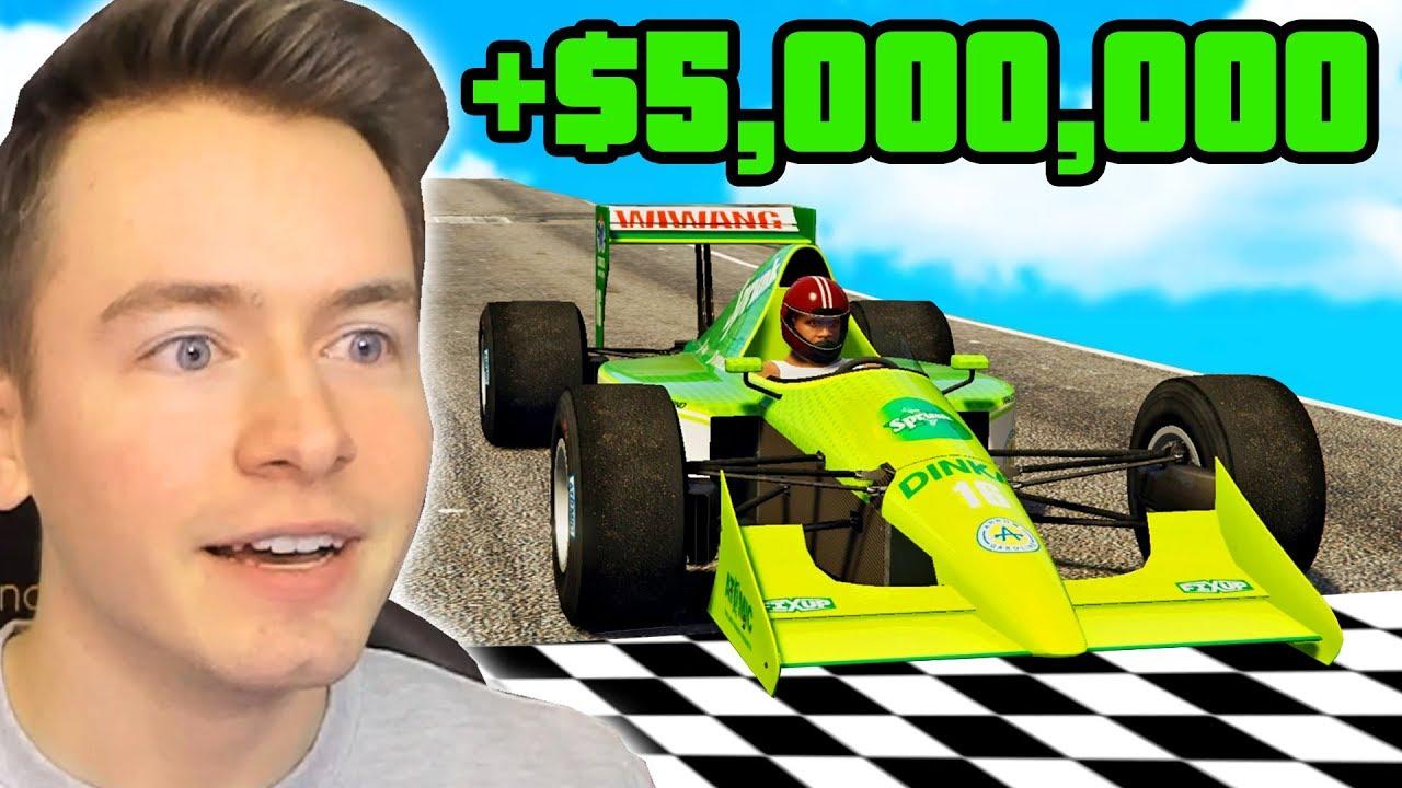ich kaufe das neue 5 000 000 formel 1 auto in gta 5