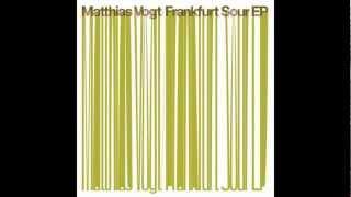 Matthias Vogt - Truffle (Original Mix)