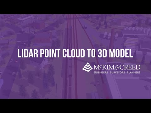 LiDAR Point Cloud to 3D Model Workflow (SketchUP)