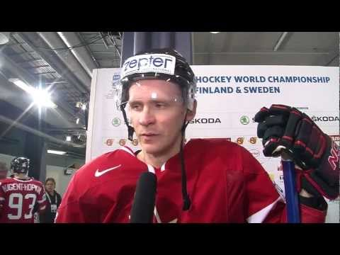 Canada v Belarus Post Game Comments