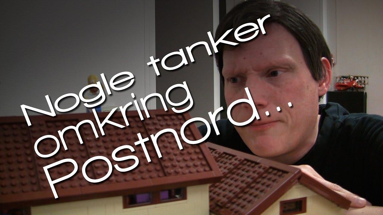 Nogle tanker omkring Postnord / PostDanmark... #Vlog_43