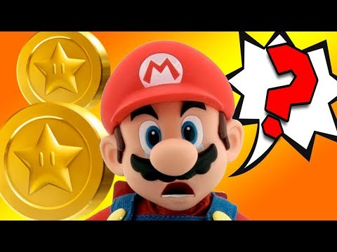 CADÊ AS MOEDAS? PRECISO PAGAR A ENTRADA PRA STAR ROAD – NEW SUPER MARIO BROS U
