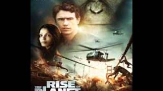 the rise of the planet of the apes first trailer song