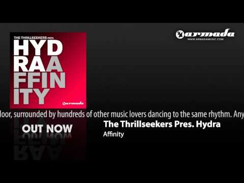 The Thrillseekers Pres Hydra - Affinity (Backbeat Remix)