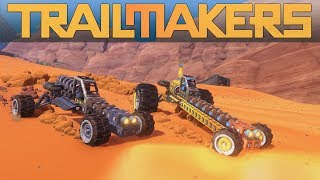 Trailmakers #01 | Offroad Survivor - Wunder der Technik | Gameplay German Deutsch thumbnail