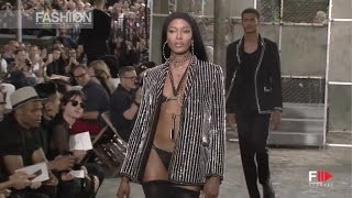 GIVENCHY Menswear Full Show Spring Summer 2016 Paris by Fashion Channel