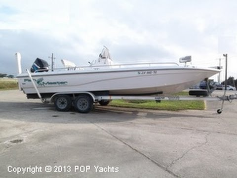 [UNAVAILABLE] Used 2000 Fish Master 23 CC Travis Edition - SOLD In Morgan City, Louisiana