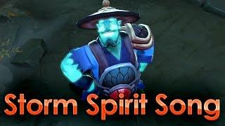 Dota 2 Storm Spirit song