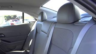 2014 Chevrolet Malibu Redding, Eureka, Red Bluff, Chico, Sacramento, CA EF162629