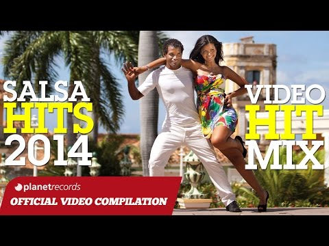 SALSA HITS ► VIDEO HIT MIX COMPILATION ► MARC ANTHONY, VICTOR MANUELLE, LOS VAN VAN