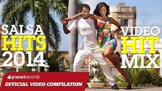 SALSA HITS VIDEO HIT MIX COMPILATION MARC ANTHONY, VICTOR MANUELLE, LOS VAN VAN