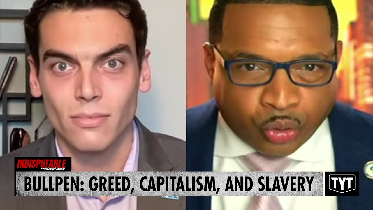 The Bullpen: Greed, Capitalism, And Prison Slavery