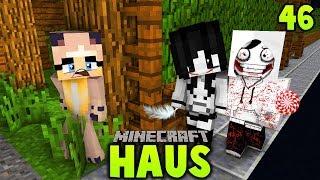 KILLER KOMMEN IN UNSERE STRAßE... ✿ Minecraft HAUS #46 [Deutsch/HD]