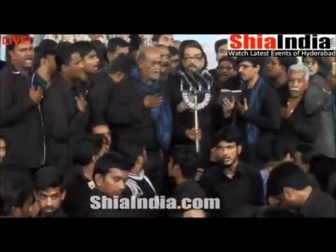 8th Muharram Matam Groh e Shaida e Abul Fazl 1437 2015 16