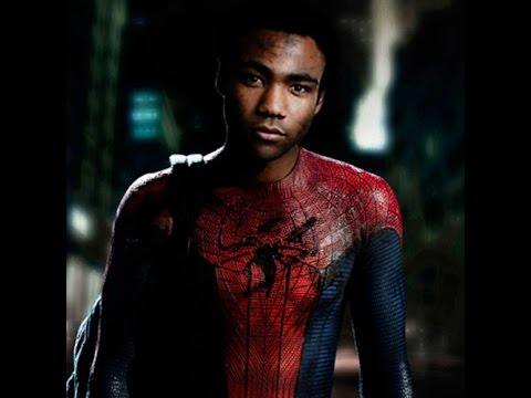 Childish Gambino - Hero (Spider-Man MV)