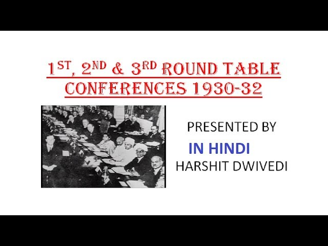 3rd Round Table Conference 1930 32, Why Was Second Round Table Conference A Failure