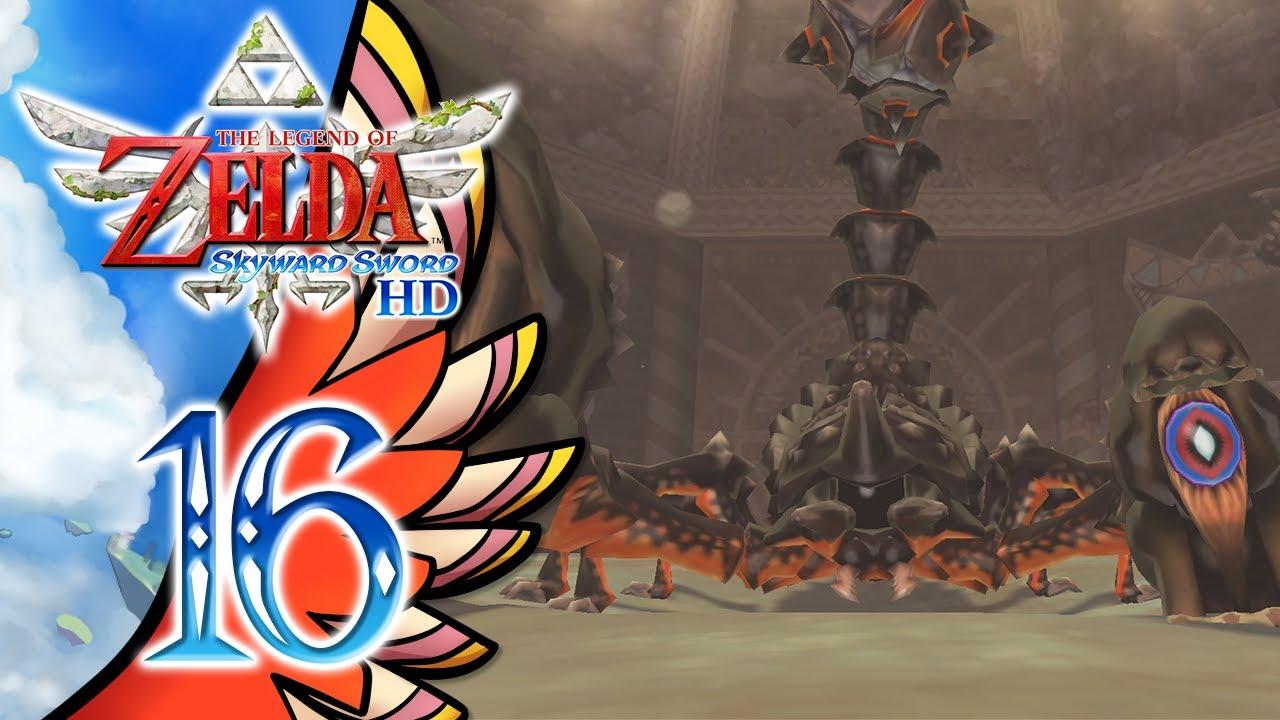 The Legend of Zelda: Skyward Sword HD ITA [Parte 16 - Skorpyo]