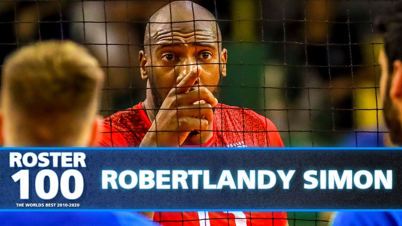 Robertlandy Simon Aties 🇨🇺 - Best Middle Blocker of the World? | Volleyball World | HD