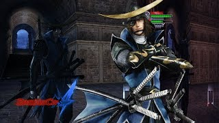 Devil May Cry 4 - Sengoku Basara 3 - Date Masamune (PREVIEW)