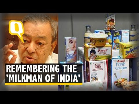 Remembering Verghese Kurien, the 'Milkman of India'  | The Quint