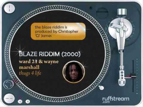Blaze Medley (2000) Elephant Man Kiprich Ward 21 Wayne Marshall  Fahrenheit Zumjay
