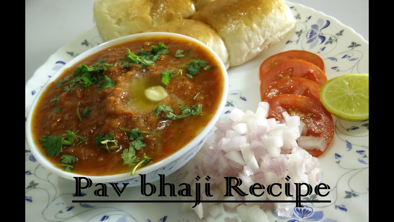 pav bhaji recipe in hindi by cooking with smita mumbai