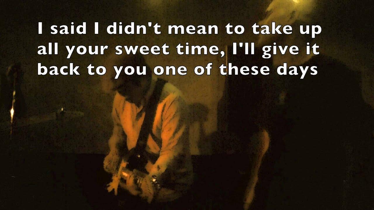 Lyrics to voodoo child