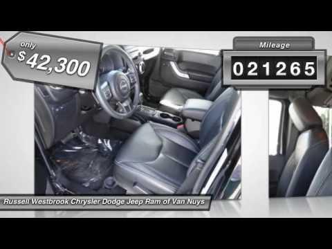 2016 jeep wrangler unlimited van nuys los angeles san. Black Bedroom Furniture Sets. Home Design Ideas