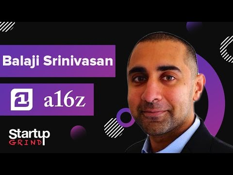 Life After Startups & the Blockchain | Balaji Srinivasan (21.co & a16z) & Michael Gasiorek (SG)