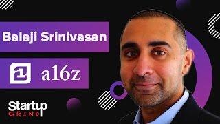 Life After Startups & the Blockchain | Balaji Srinivasan (21.co & a16z) & Michael Gasiorek (SG)