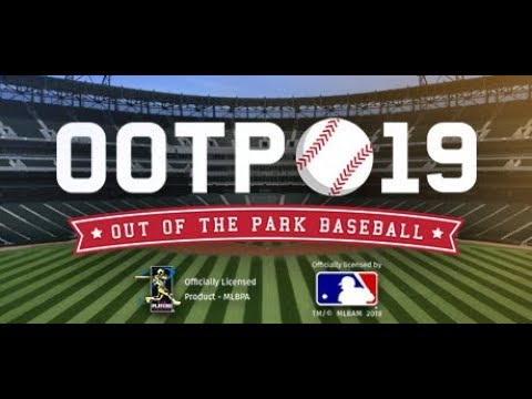 Out Of The Park Baseball 19 (OOTP): Texas Rangers Franchise - Introduction  