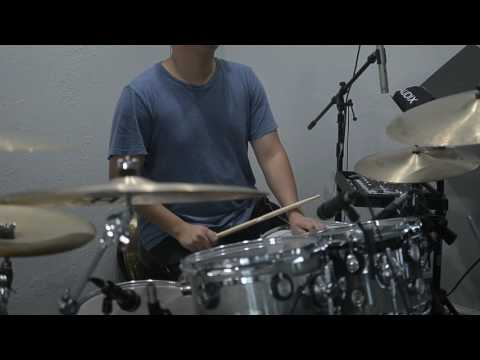 Psalm 34:9-11 - Jonathan Ogden (drum cover)