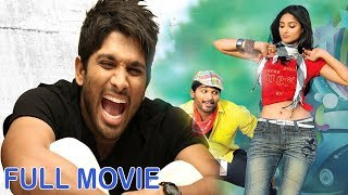 allu Arjun Super Hit Telugu Action Comedy Entertainer | Ileana || TMR
