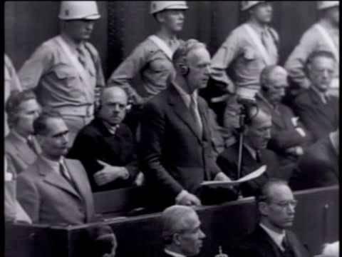 Statement: Nuremberg defendant Joachim von Ribbentrop, Aug. 31, 1946, Day 216 (translated captions)