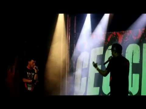 Ces Cru   4 Nothin Acapella at The Roxy...